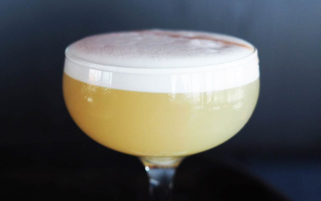 Whiskey Sour – vår mest älskade cocktail