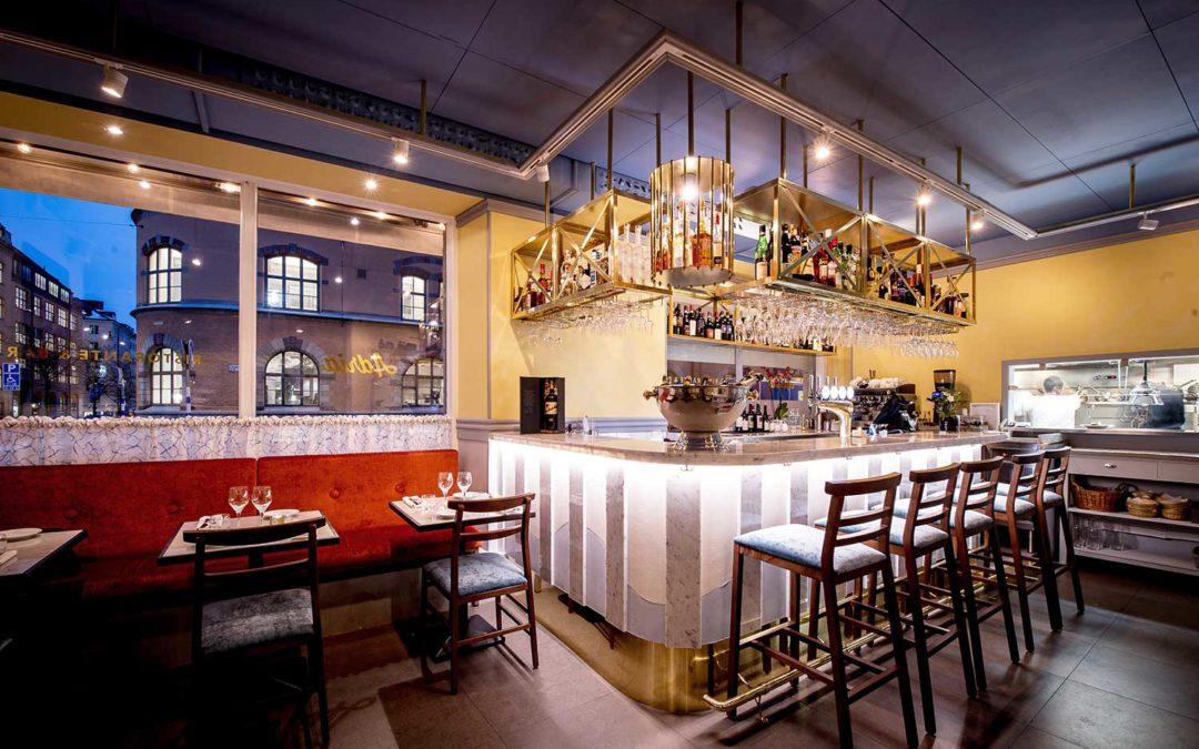 Adria utsedd till bästa italienska vinbar