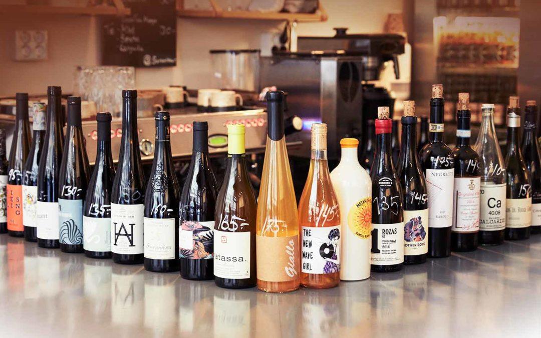 Savant Bar – Kaffe på dagen och vin på kvällen