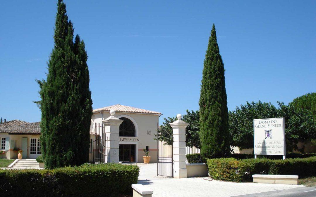 Prisbelönta viner från Rhônedalen erövrar ny mark