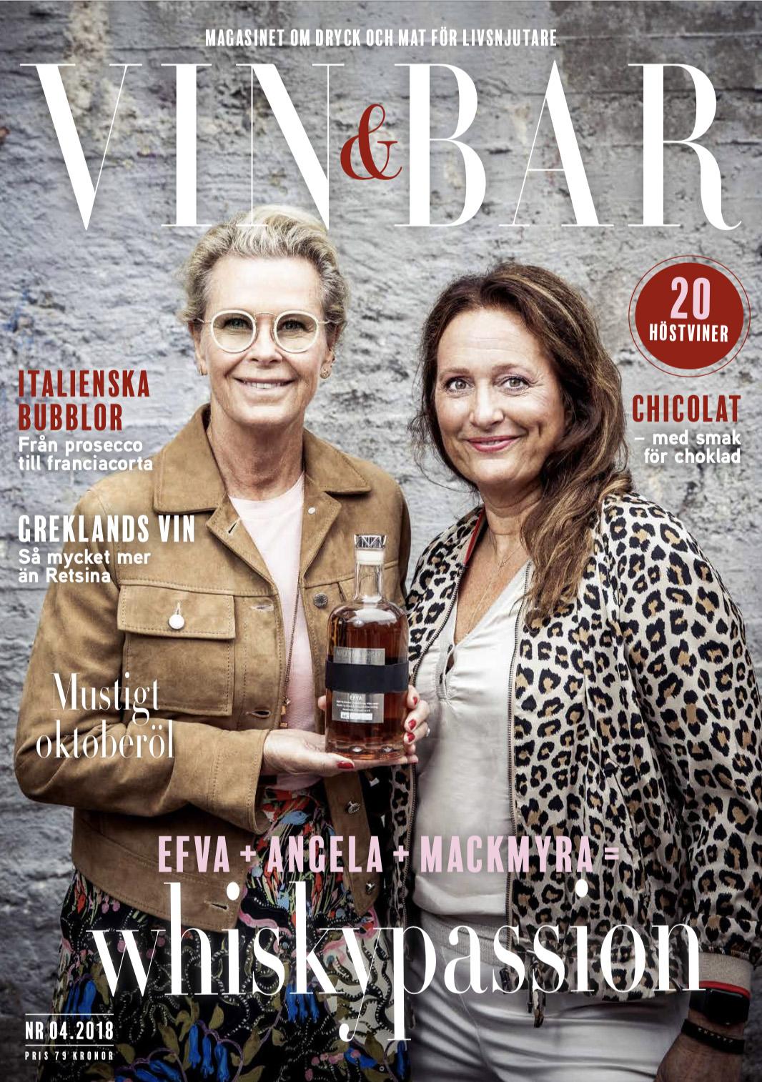 Vin och Bar tidning 2018 nummer 4