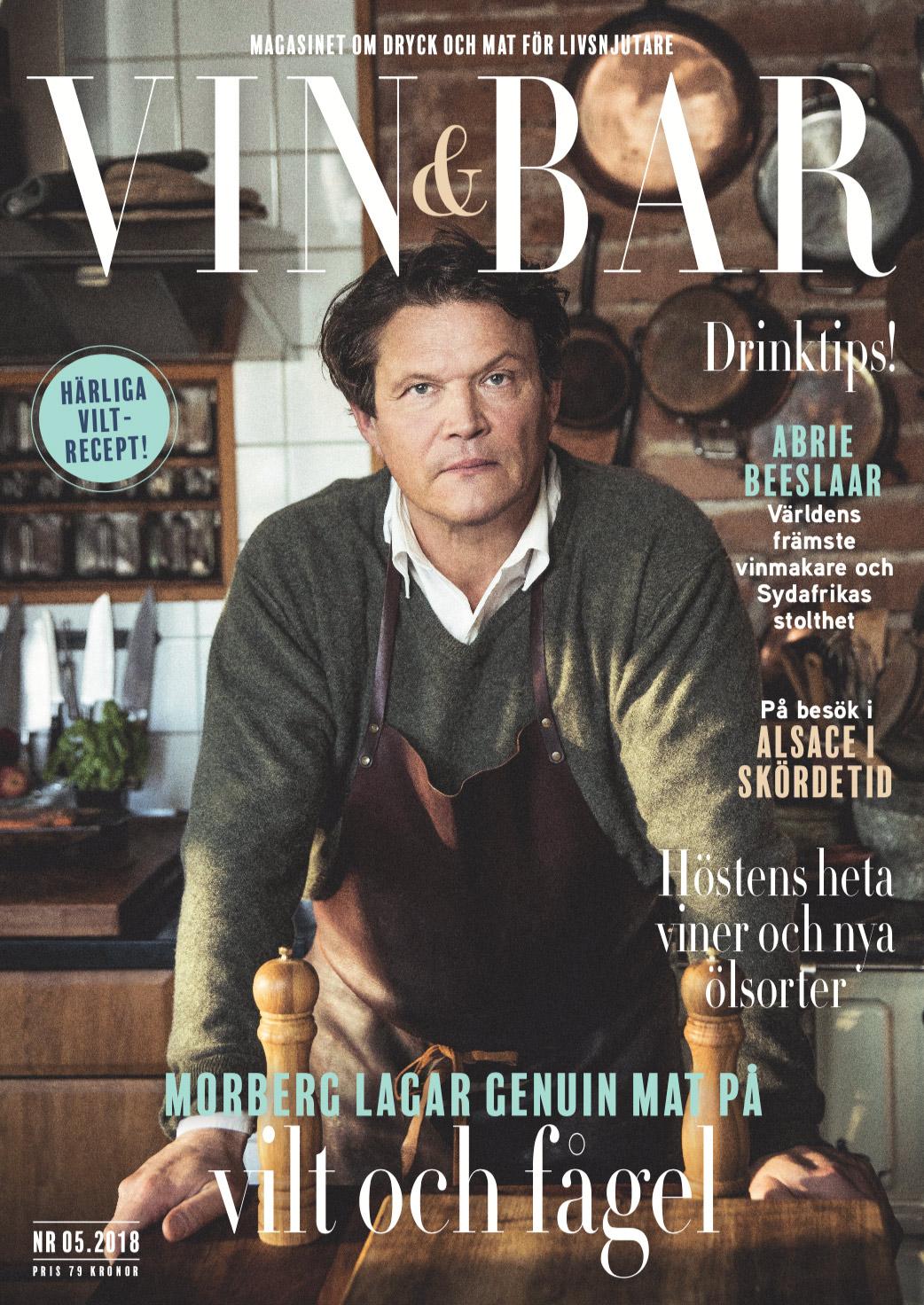 Vin och Bar tidning 2018 nummer 5