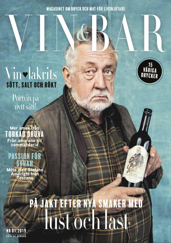 Vin och Bar tidning 2019 nummer 1