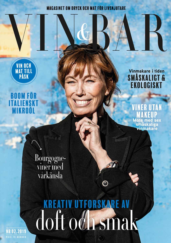 Vin och Bar tidning 2019 nummer 2