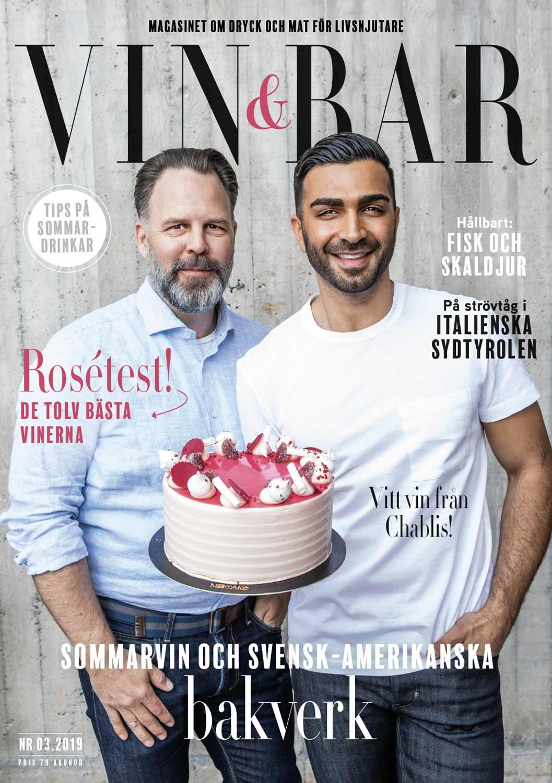 Vin och Bar tidning 2019 nummer 3