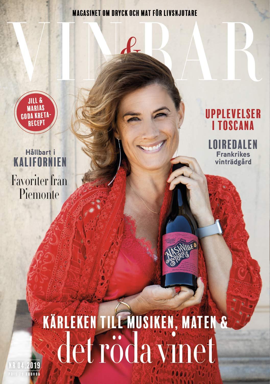 Vin och Bar tidning 2019 nummer 4