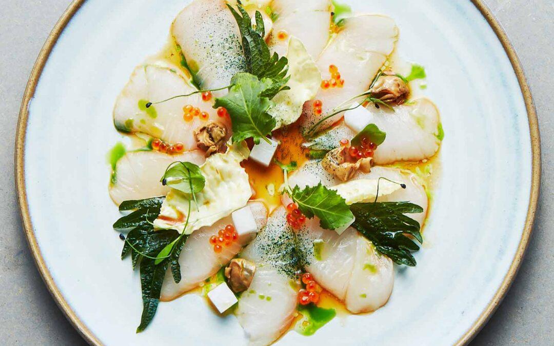 Hållbart på menyn: Fisk och skaldjur