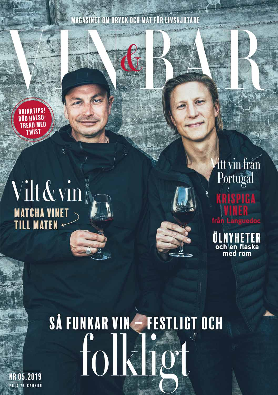 Vin och Bar tidning 2019 nummer 5