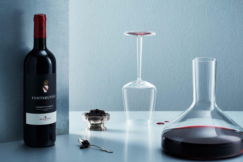 Vin&Bar Rött vin Vitt vin Rosévin och Mousserande
