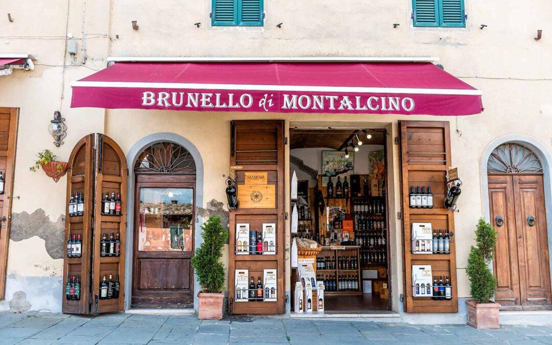 I år dricker vi  Brunello di Montalcino