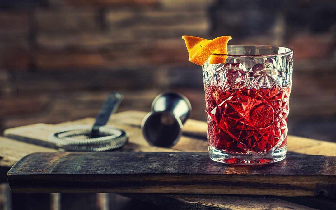 KLASSISKA DRINKAR: NEGRONI