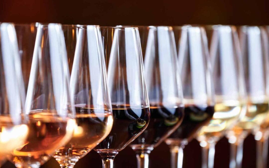 Erbjudande: Vinprovning online