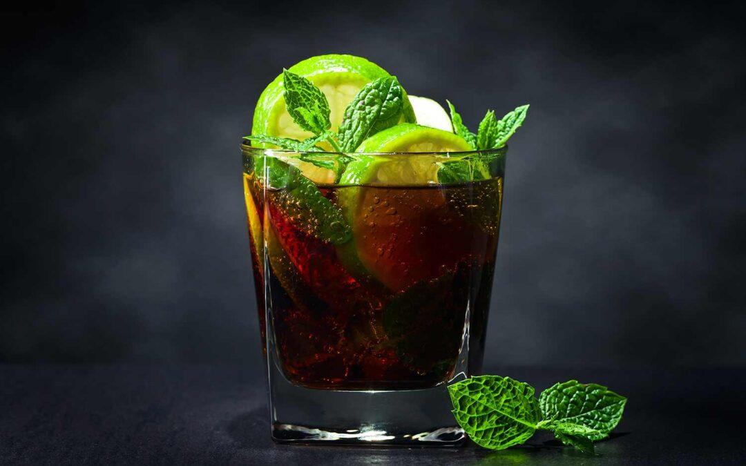 Klassiska drinkar Cuba Libre