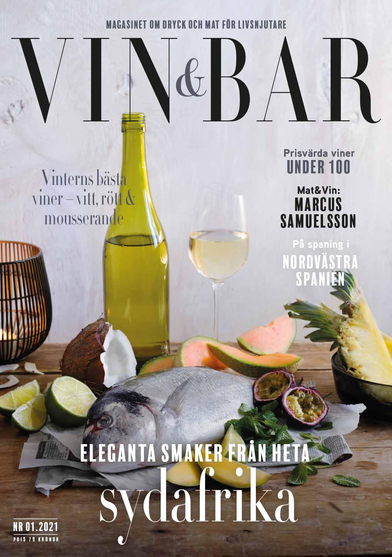 Vin och Bar tidning 2020 nummer 3