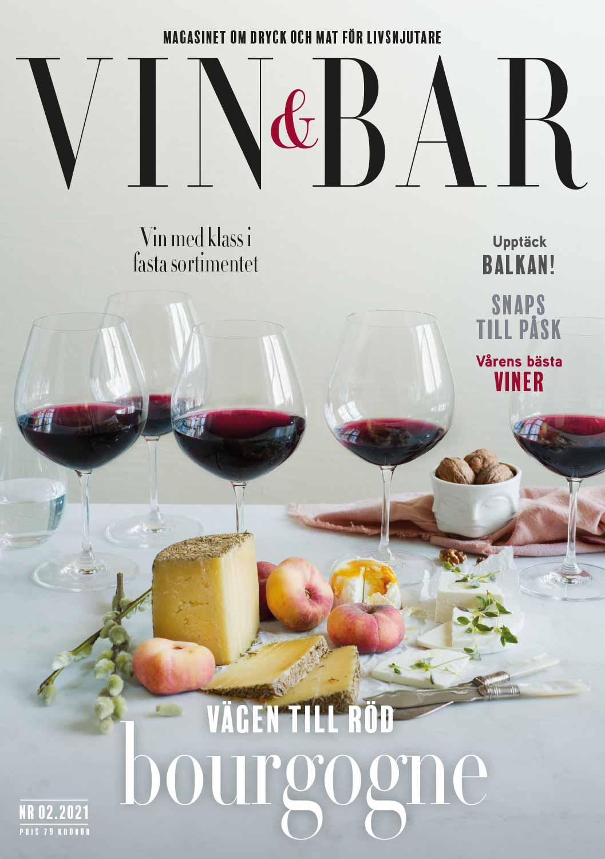 Vin och Bar tidning 2020 nummer 4