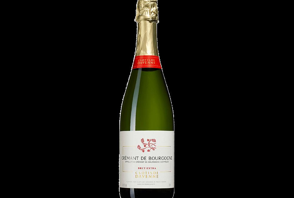 Clotilde Davenne Brut Extra Cremant de Bourgogne