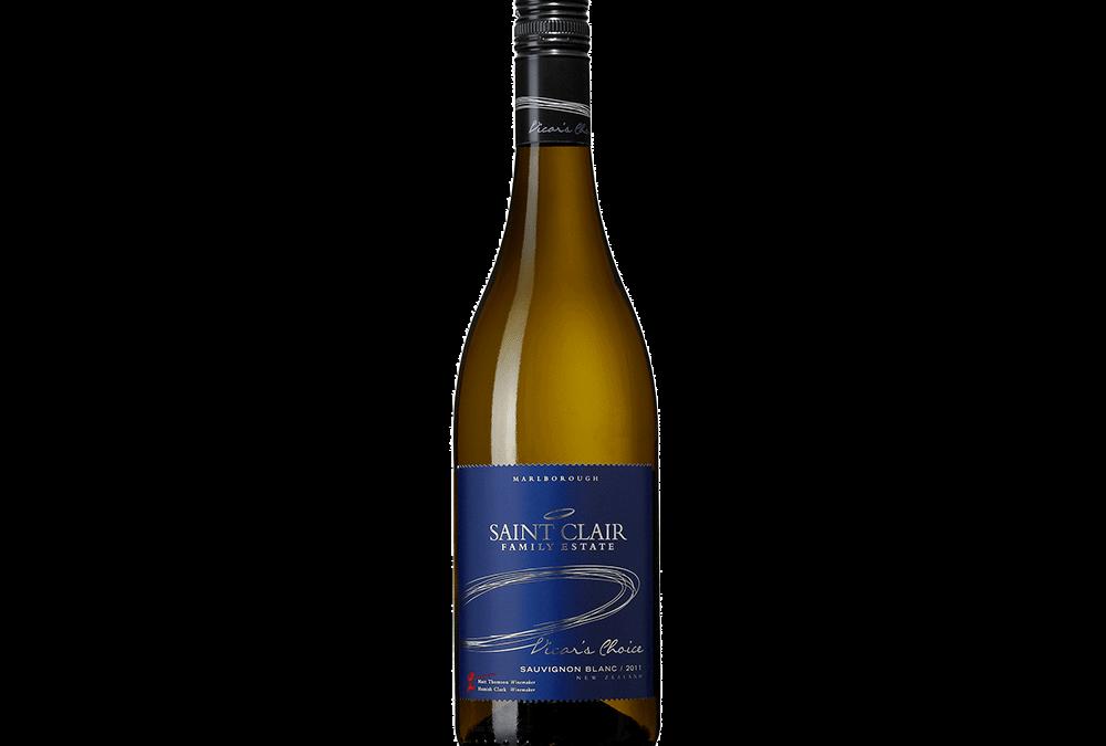 Saint Claire Vicar's Choice Sauvignon Blanc 2019