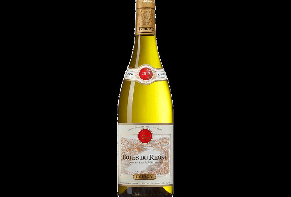 Côtes du Rhône Blanc 2019
