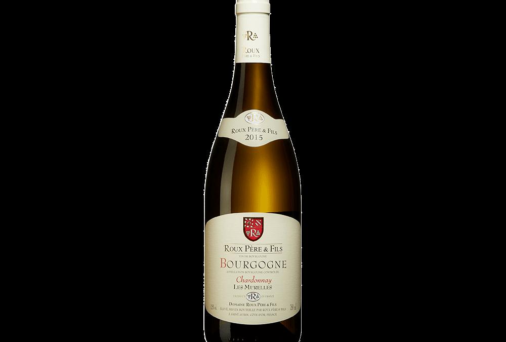 Bourgogne Les Murelles Domaine Roux 2019