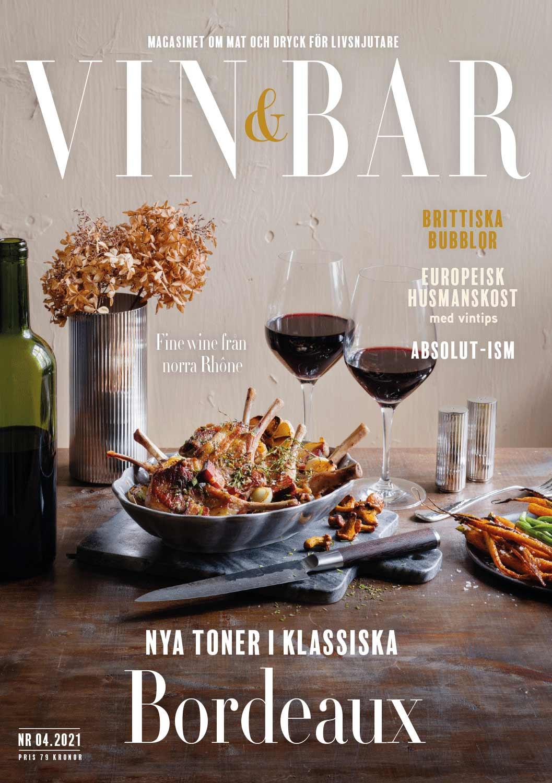 Vin och Bar tidning 2020 nummer 2